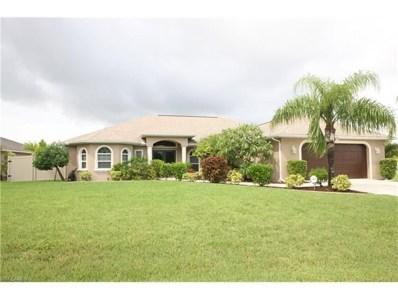 3310 3rd St, Cape Coral, FL 33991 - MLS#: 217055401