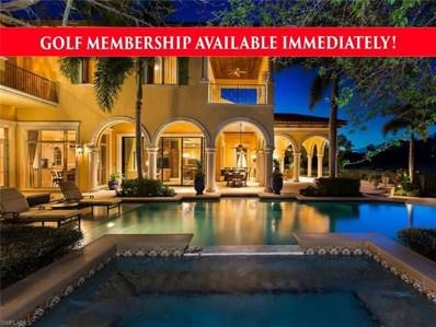14916 Celle Way, Naples, FL 34110 - MLS#: 217059389