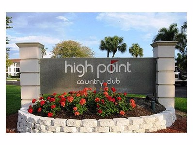 17 High Point Cir N UNIT 106, Naples, FL 34103 - MLS#: 217062072