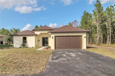 4327 12th Ave SE, Naples, FL 34117 - MLS#: 217062570