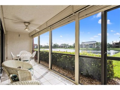326 Charlemagne Blvd UNIT I-102, Naples, FL 34112 - MLS#: 217062614