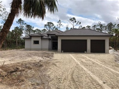822 24th Ave NW, Naples, FL 34120 - MLS#: 217062680
