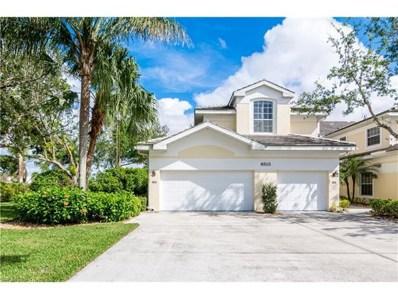 8515 Mystic Greens Way UNIT 104, Naples, FL 34113 - MLS#: 217063965