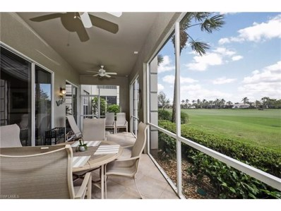 9065 Whimbrel Watch Ln UNIT 102, Naples, FL 34109 - MLS#: 217067108