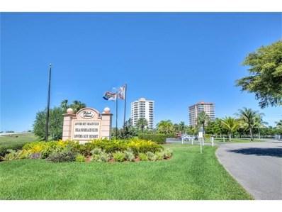 8701 Estero Blvd UNIT 207, Fort Myers Beach, FL 33931 - MLS#: 217069273