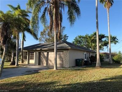 624 Santa Barbara Pl, Cape Coral, FL 33990 - MLS#: 217070079