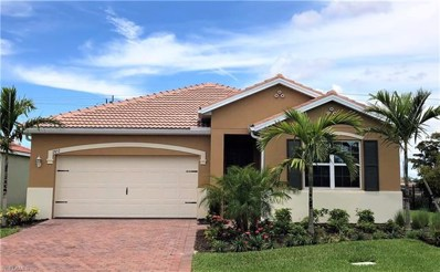 2857 Sunset Pointe Cir, Cape Coral, FL 33914 - MLS#: 217070935