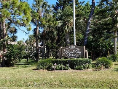 1549 Sandpiper St UNIT 46, Naples, FL 34102 - MLS#: 217073513
