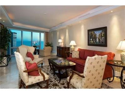 4501 Gulf Shore Blvd N UNIT 1201, Naples, FL 34103 - MLS#: 217073832