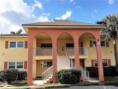 372 Charlemagne Blvd UNIT B-201, Naples, FL 34112 - MLS#: 217074488