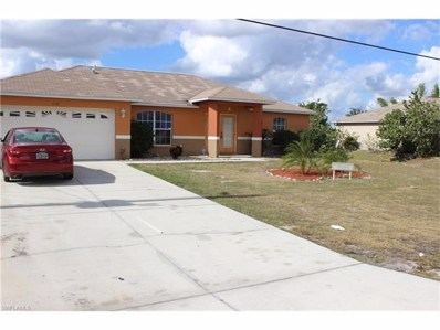 110 Blackstone Dr, Fort Myers, FL 33913 - MLS#: 217074973