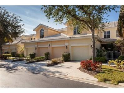 4695 Hawks Nest Way UNIT 103, Naples, FL 34114 - MLS#: 217078384