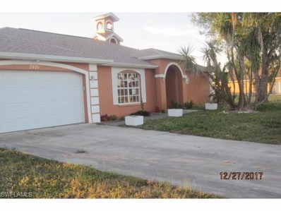 3125 50th St SW, Naples, FL 34116 - MLS#: 218000168
