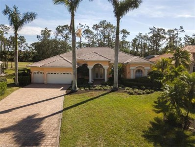 8048 Tiger Lily Dr, Naples, FL 34113 - MLS#: 218000279