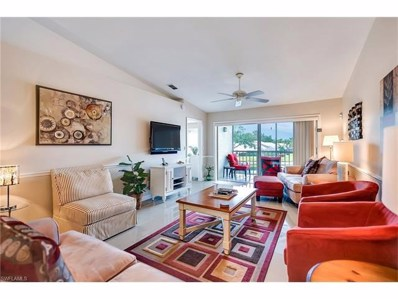 800 New Waterford Dr UNIT A-201, Naples, FL 34104 - MLS#: 218001094