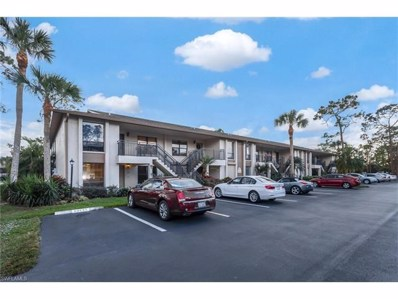 1212 Commonwealth Cir UNIT K-101, Naples, FL 34116 - MLS#: 218001147