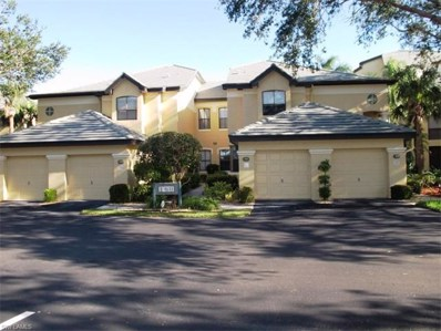 160 Vintage Cir UNIT J-102, Naples, FL 34119 - MLS#: 218001286