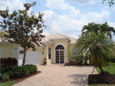 3832 Valentia Way, Naples, FL 34119 - MLS#: 218001888