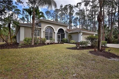 4571 Pine Ridge Rd, Naples, FL 34119 - MLS#: 218002331