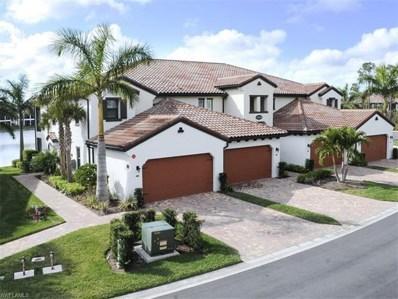 15209 Butler Lake Dr UNIT 101, Naples, FL 34109 - MLS#: 218002362