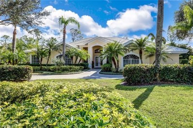 4624 Pond Apple Dr N, Naples, FL 34119 - MLS#: 218003180