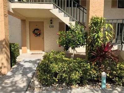 5560 Rattlesnake Hammock Rd UNIT L103, Naples, FL 34113 - MLS#: 218003302