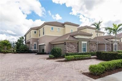 9554 Ironstone Ter UNIT 101, Naples, FL 34120 - MLS#: 218004016