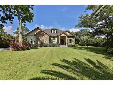 10551 Greenway Rd, Naples, FL 34114 - MLS#: 218004211