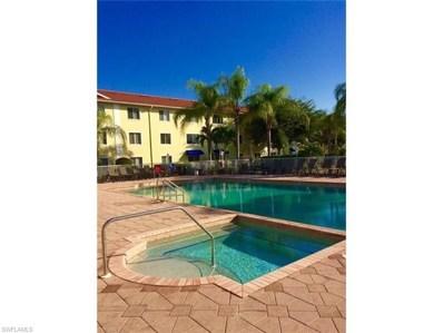 8234 Key Royal Cir UNIT 525, Naples, FL 34119 - MLS#: 218004286