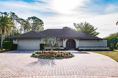 2201 Noble Ct, Naples, FL 34110 - MLS#: 218004795