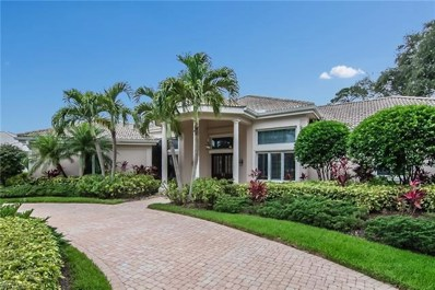 244 Cheshire Way, Naples, FL 34110 - MLS#: 218006232