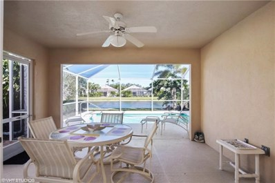 5365 Guadeloupe Way, Naples, FL 34119 - MLS#: 218006370