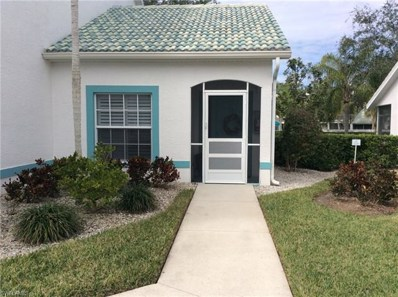1015 Partridge Cir UNIT 102, Naples, FL 34104 - MLS#: 218006767