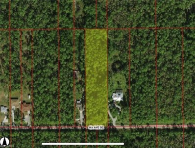 4785 6th Ave SE, Naples, FL 34117 - MLS#: 218007228