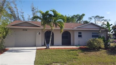 5458 Carolina Ave, Naples, FL 34113 - MLS#: 218007540