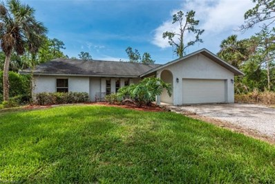 3770 15th Ave SW, Naples, FL 34117 - MLS#: 218007648