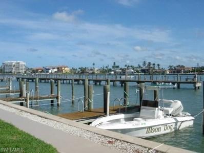1215 Edington Pl UNIT E5, Marco Island, FL 34145 - MLS#: 218007944
