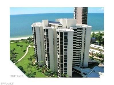4551 Gulf Shore Blvd N UNIT 300, Naples, FL 34103 - MLS#: 218007955