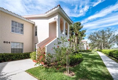 104 Tuscana Ct UNIT 808, Naples, FL 34119 - MLS#: 218008523