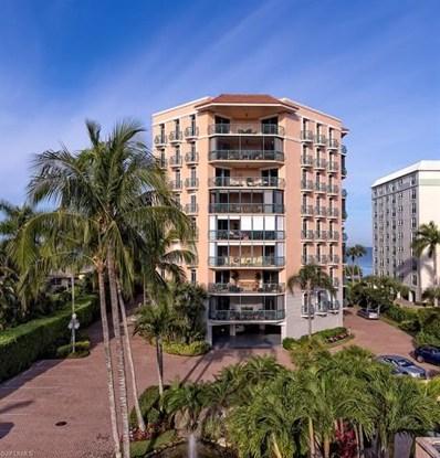 1221 Gulf Shore Blvd N UNIT 401, Naples, FL 34102 - MLS#: 218008682
