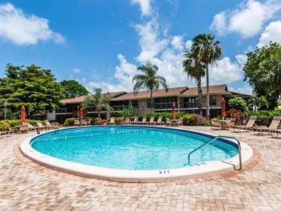 27 Greenbrier St UNIT 6-105, Marco Island, FL 34145 - MLS#: 218009043