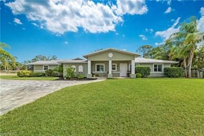 18501 Ocala Rd, Fort Myers, FL 33967 - MLS#: 218009102