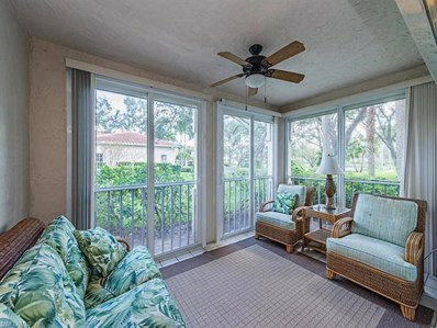 108 Siena Way UNIT 103, Naples, FL 34119 - MLS#: 218010993