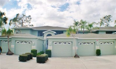 810 New Waterford Dr UNIT B-101, Naples, FL 34104 - MLS#: 218011347