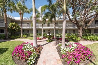 507 Broad Ave S UNIT 507, Naples, FL 34102 - MLS#: 218011368
