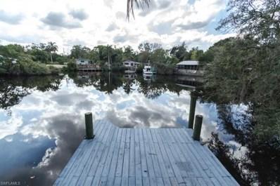 221 Lagoon Dr, Fort Myers, FL 33905 - MLS#: 218011624