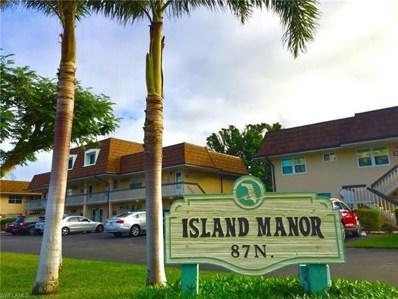 87 Collier Blvd UNIT J18, Marco Island, FL 34145 - MLS#: 218011772