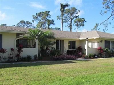 66 Glades Blvd UNIT 1382, Naples, FL 34112 - MLS#: 218011811