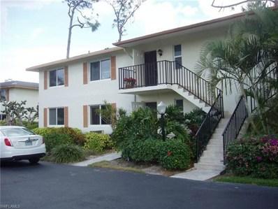 236 Albi Rd UNIT 4, Naples, FL 34112 - MLS#: 218011958