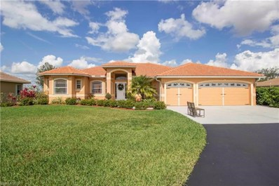 3787 56th Ave NE, Naples, FL 34120 - MLS#: 218012260